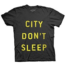 City Don't Sleep